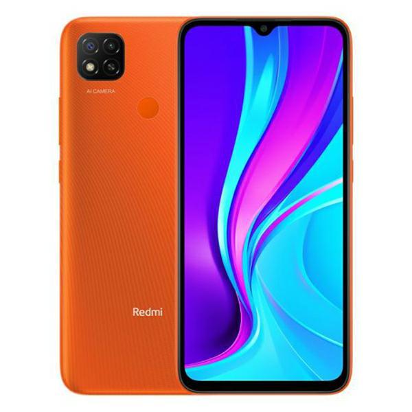 Xiaomi Redmi 9C 3/64GB pomarańczowy /orange 29799