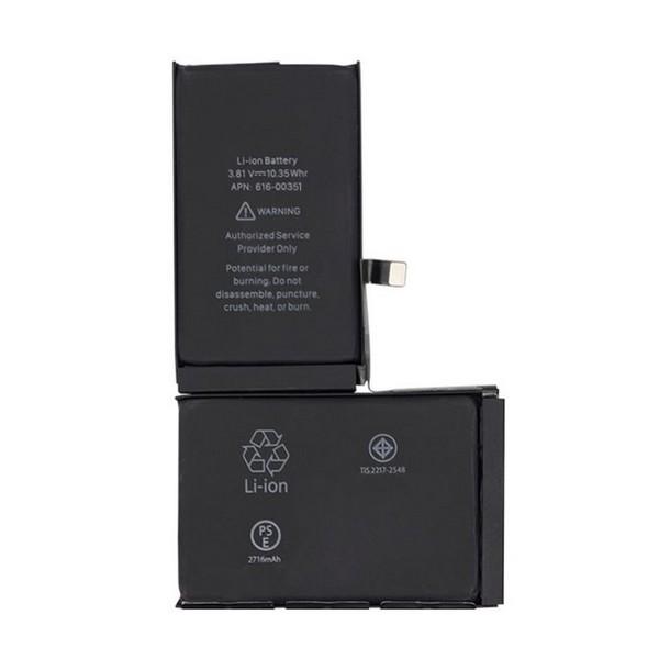 Bateria APPLE IPHONE X APN:616-00351 bulk 2716 mAh