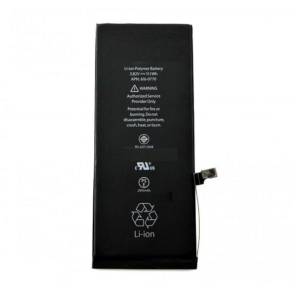 Bateria APPLE IPHONE 6 Plus APN:616-0770 bulk 2915 mAh