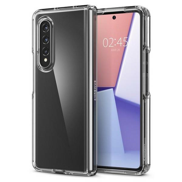 Etui Spigen Ultra Hybrid do Samsung Z Fold 3 Crystal