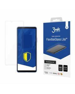 3MK FlexibleGlass Lite Sony Xperia 10 III 5G Szkło Hybrydowe Lite
