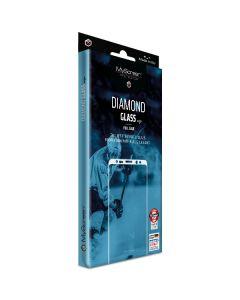 MS Diamond Edge Sam G991 S21 czarny/black Full Glue