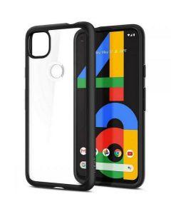 Spigen Ultra Hybrid Google Pixel 4A 5G czarny mat/black matte ACS01882